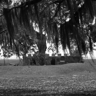 Fort Frederica, St. Simons Island,GA