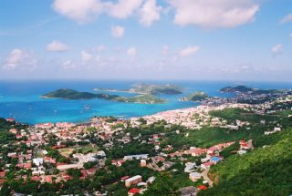 Postcard from St. Thomas