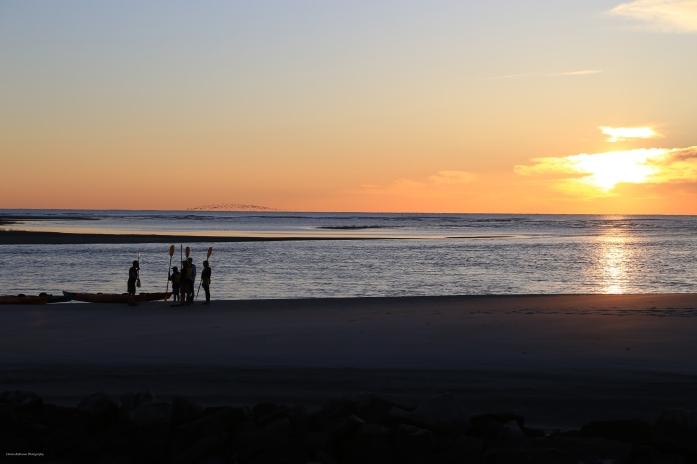 Awakenings - Sunrise, East Beach, Gould's Inlet