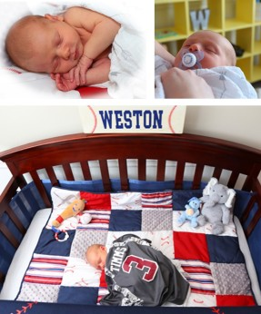 Weston - Newborn Photos